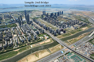 Songdo's 2nd Bridge