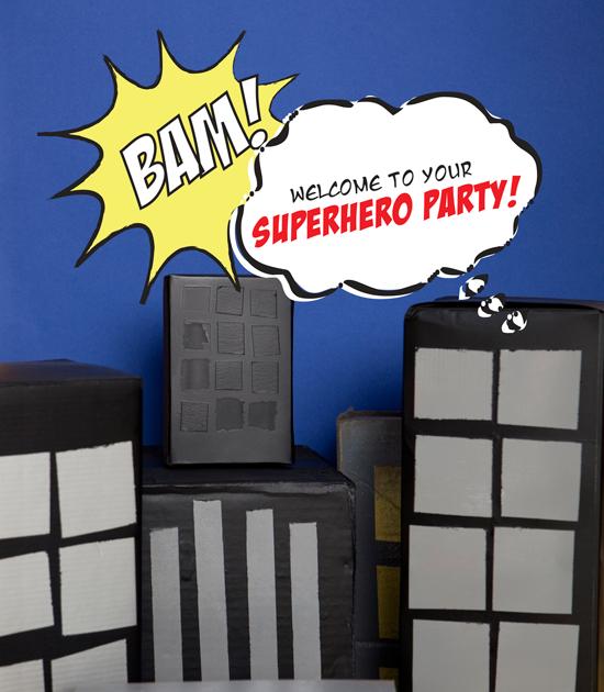 The Rabbit Hole BAM Its A Superhero Party