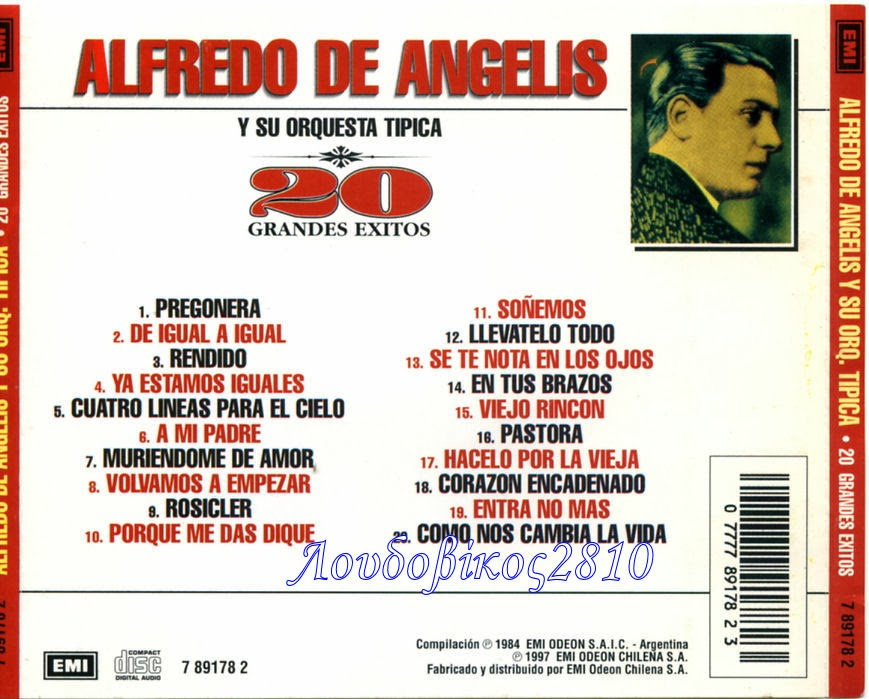 Alfredo De Angelis net worth