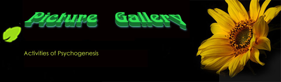 Picture Gallery - Avtivities of Psychogenesis