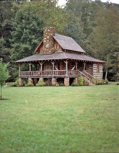 Country Girl At Home Cozy Cabins
