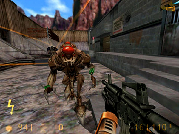 Half-Life Singleplayer Edition 2012 Screenshot 1