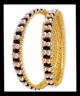 Pearl Bangles Designs Picture