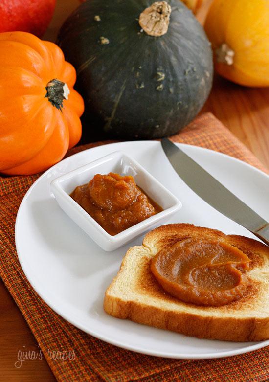 Pumpkin Butter from Skinny Taste