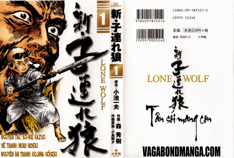Shin Kozure ōkami ,Tân Sói mang con, manga, lịch sử, truyện tranh, Ko-ike Kazuo,Mori Hideki,