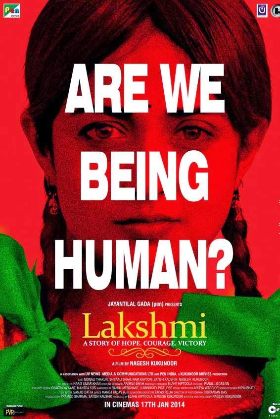 Lakshmi First Look Poster - Nagesh Kukunoor