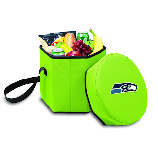 "Seattle Seahawks NFL ""Bongo"" 12-Quart Collapsible Cooler"