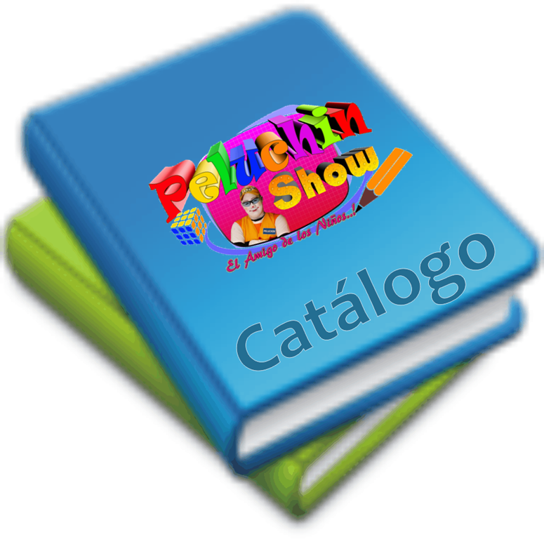 CATALOGO GENERAL PELUCHIN SHOW