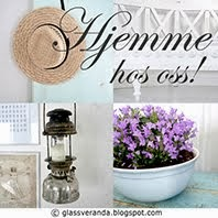 Hjemme hos oss - Our home