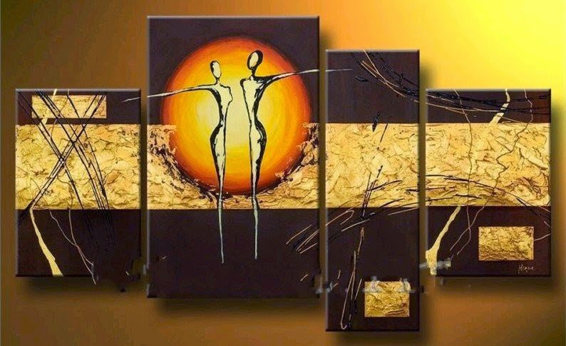 Oil Painting Art Images for Home Decoration
