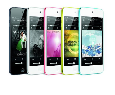 New iPod Touch Fifth Generation photo