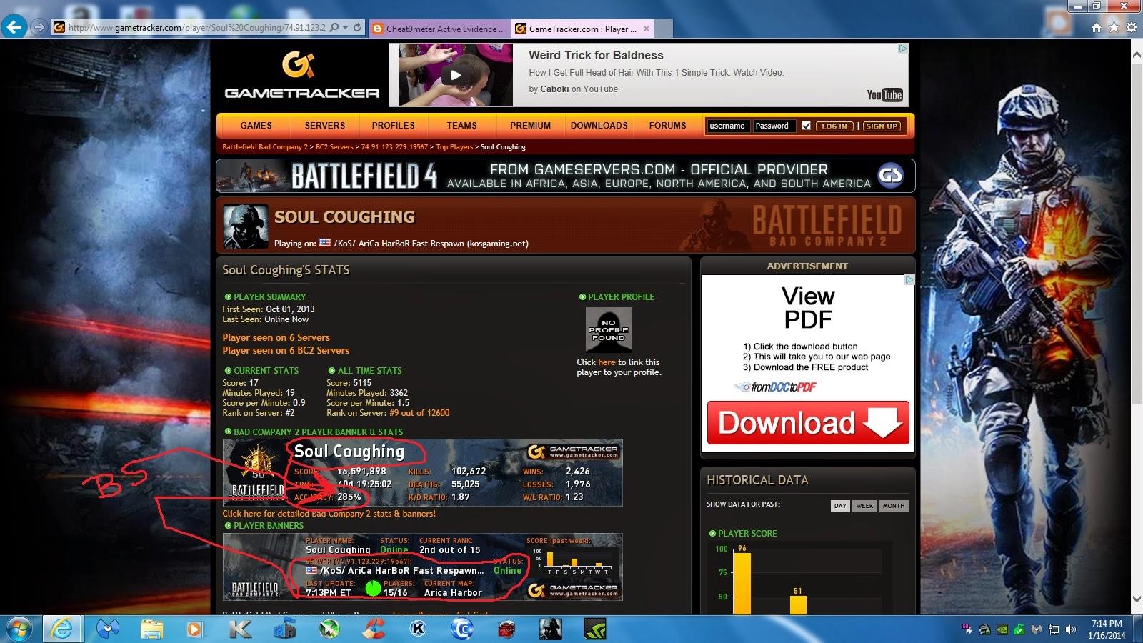 aimbot battlefield bad company 2 nexus