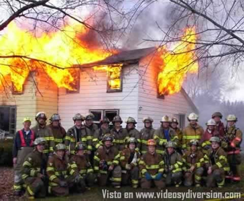 imagenes de bomberos chistosas - Chistes de bomberos en imágenes graciosas Cuánta imagen