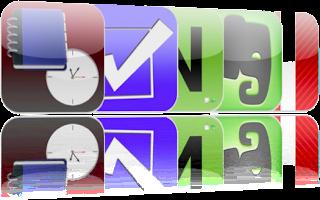 Top 10 aplicaciones de productividad del 2011