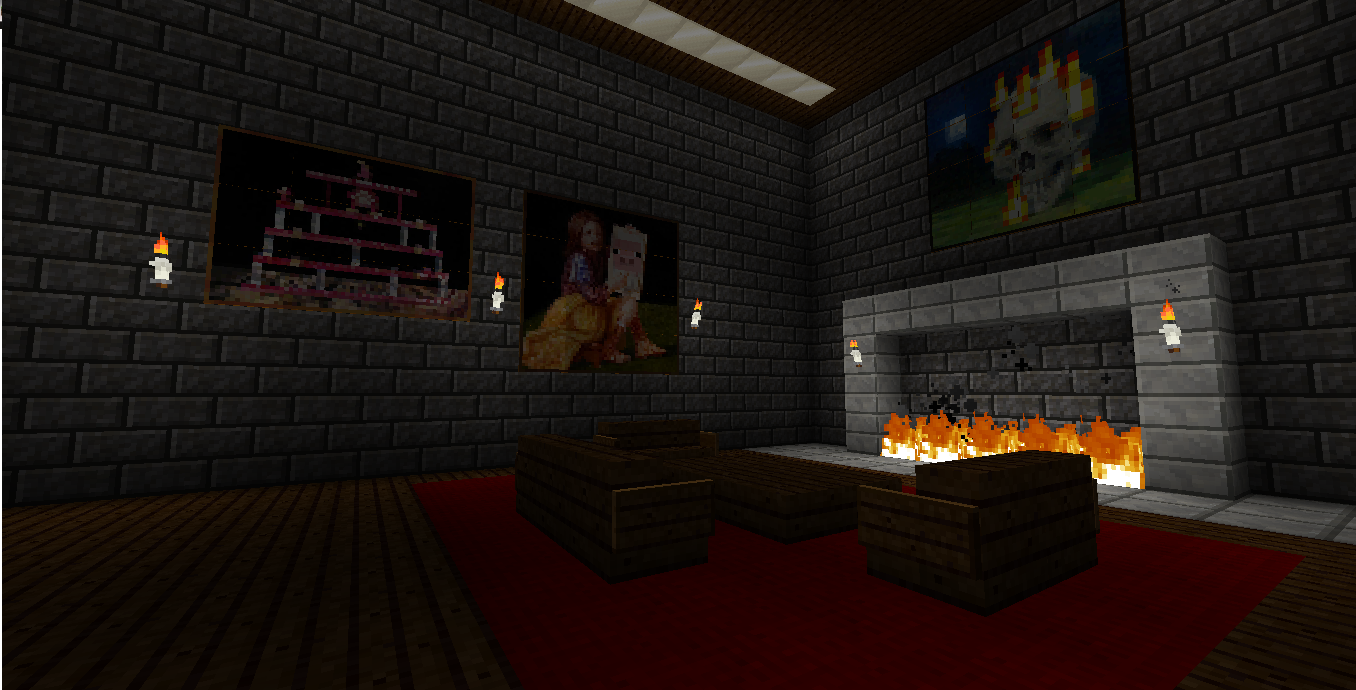 gallery images and information minecraft castle room ideas