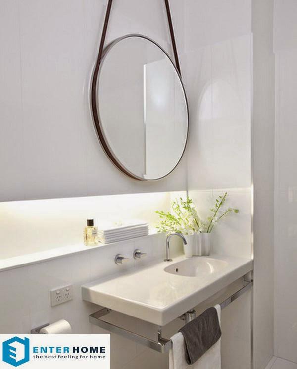 thiết kế nội thất phòng tắm nhà vệ sinh 9