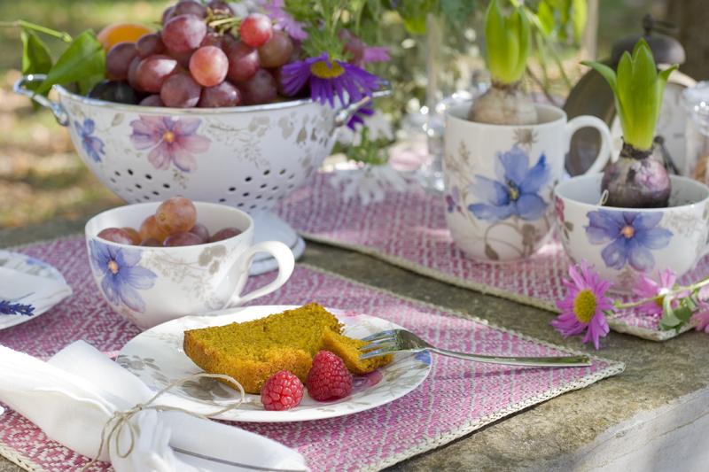 Decorar en familia: Merienda dulce #InspiredByVB en el campo22