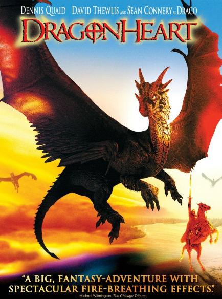 Dragon heart (1996) ดราก้อนฮาร์ท มังกรไฟ ... หัวใจเขย่าโลก [VCD] [Master]-[พากย์ไทย]