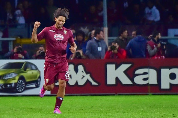 Foto Amauri (Torino) - VIDEO Torino HJK 2-0 Gol Highlights Europa League.