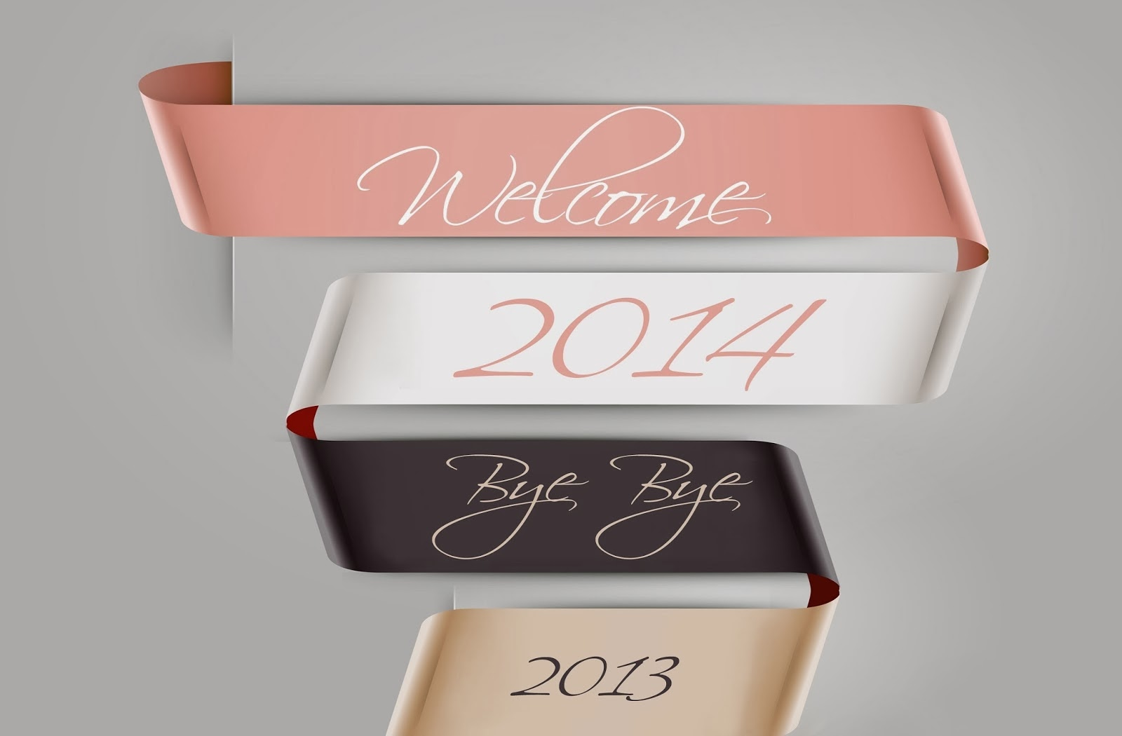 Latest happy new year 2014 facebook covers