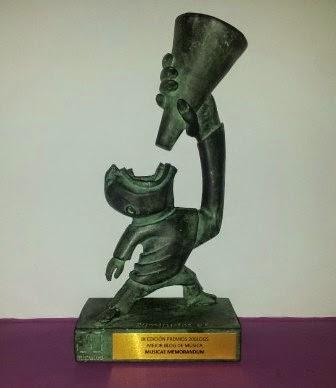 Musicae Memorandum ganador premios 20blogs