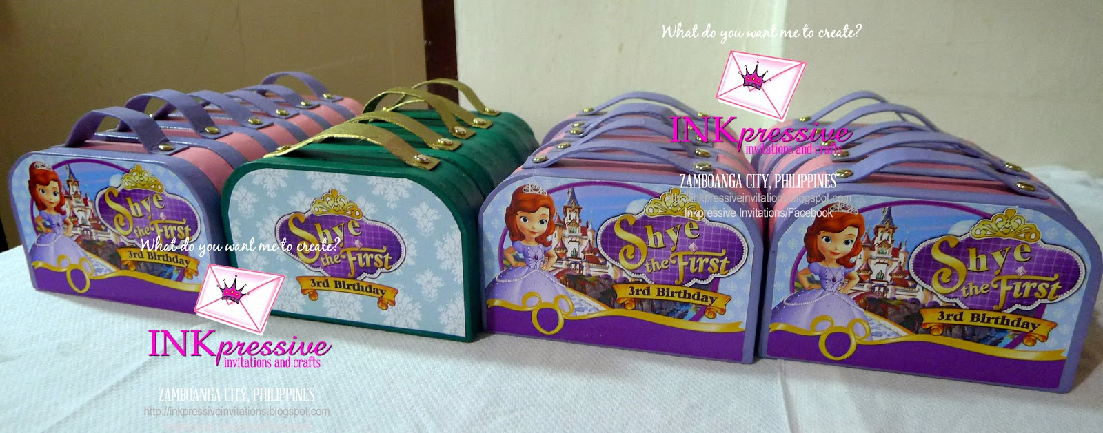 Sofia the first giveaways philippines