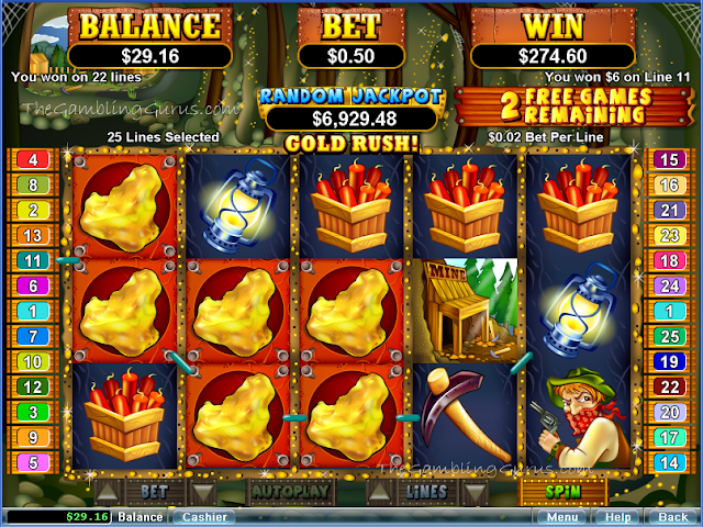 Paydirt Winning Screenshot 1