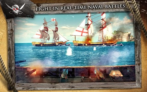 Assassin's Creed Pirates 1.3 android