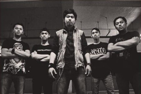 Dysplasia Band Death Metal Bandung foto personil wallpaper