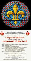 Conférence du président de la Vendée Militaire le 23 mai 2018 à Paris
