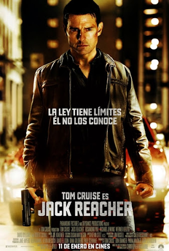 Jack Reacher DVDrip Latino 2012