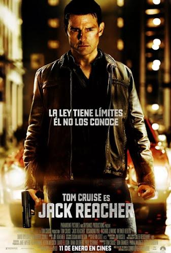 Jack Reacher DVDRip Español Latino 2012