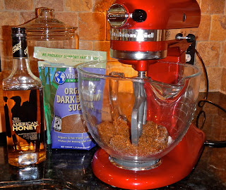 Using Bourbon for Chocolate Chip Cookies