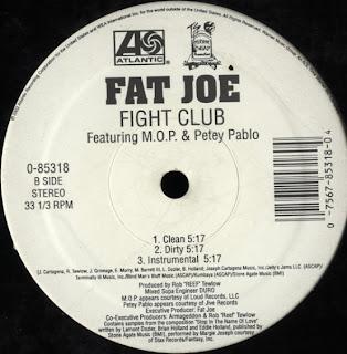 Fat Joe – Fight Club (VLS) (2002) (320 kbps)