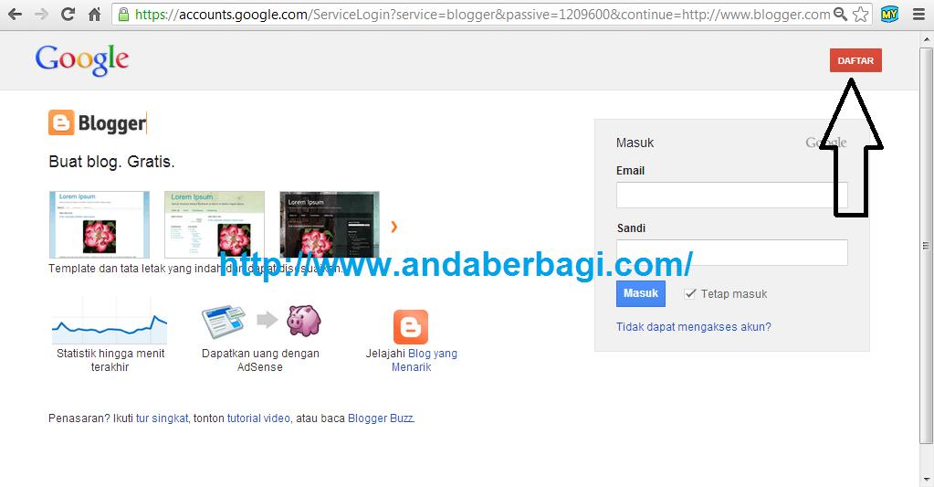 Cara Membuat Website atau Blog ,plus gambar ~ RIZQI PUTRA ...