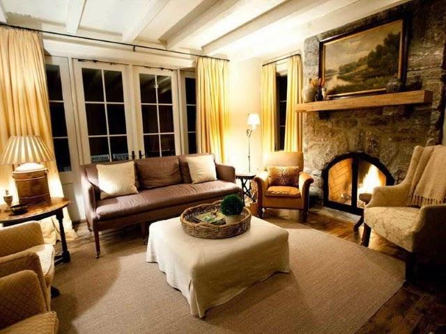 Rustic living room furniture houston