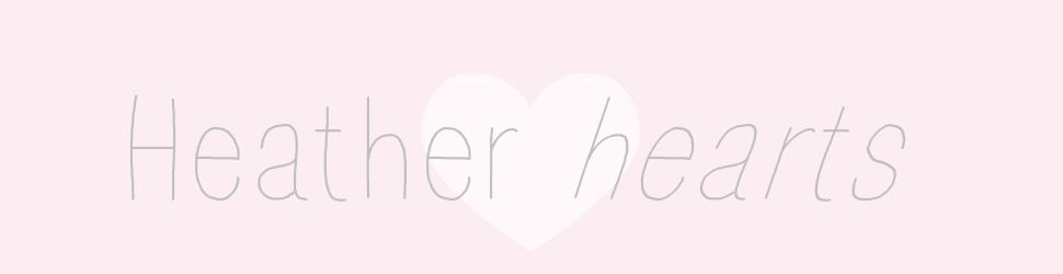 **Heather Hearts**
