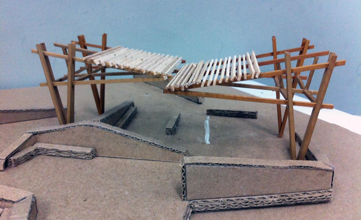 cobertura techo sol y sombra arq concept. Black Bedroom Furniture Sets. Home Design Ideas