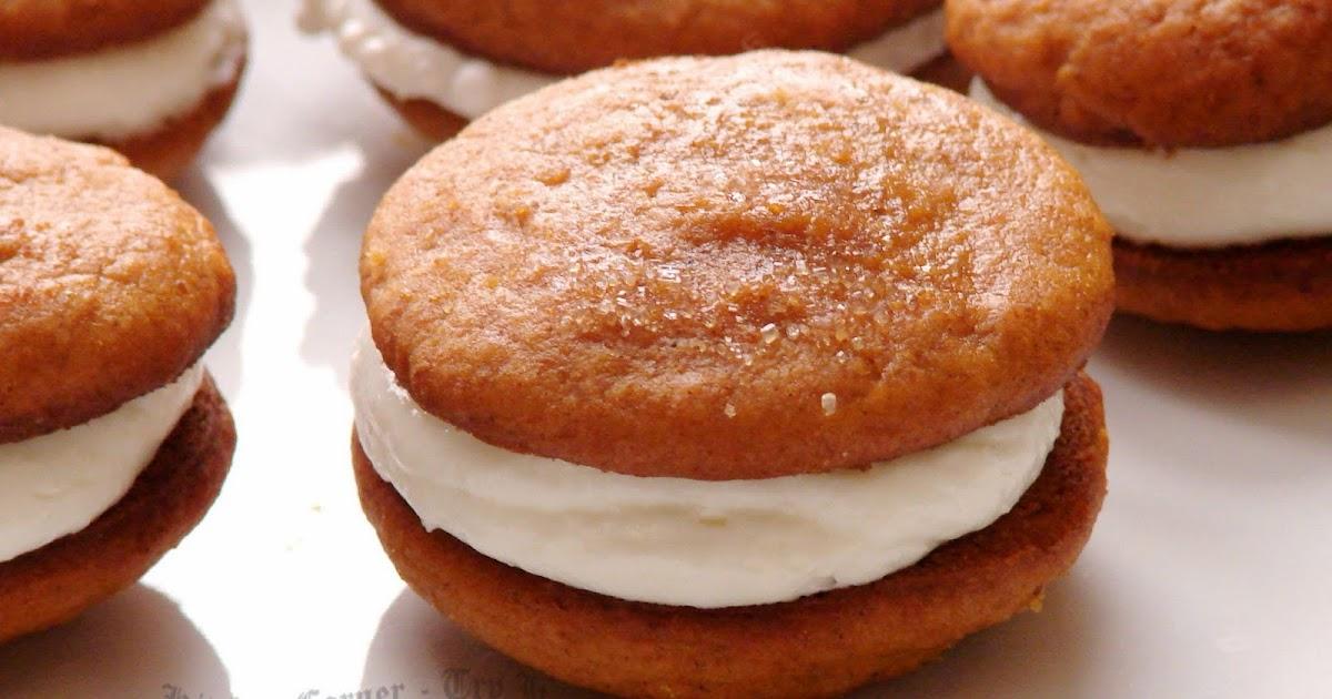 Ingredient Pumpkin Marshmallow Cake