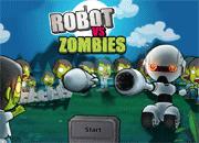 Robot vs Zombies