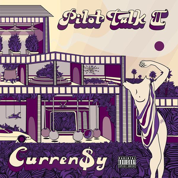 Curren$y - Pilot Talk  Cover