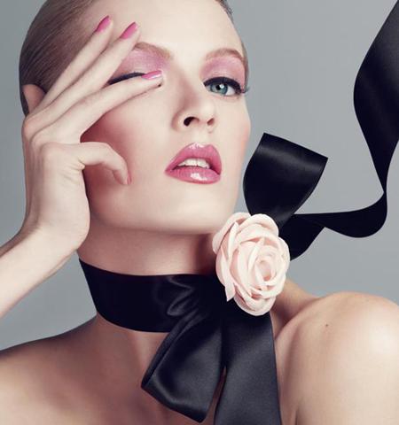 Свеж пролетен грим 2013 Dior Cherie Bow