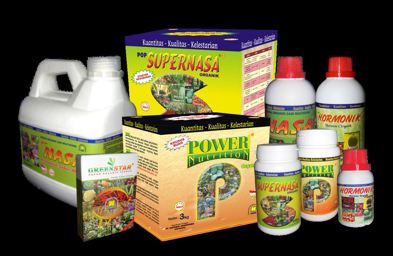 Pupuk untuk Pertanian produksi PT.Natural Nusantara