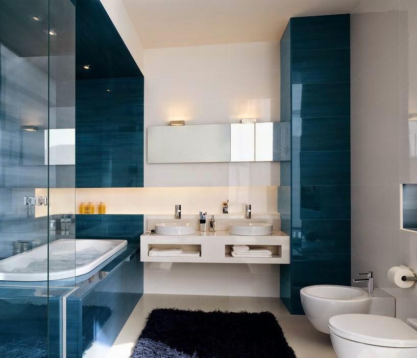 D coration salle de bain for Implantation salle de bain