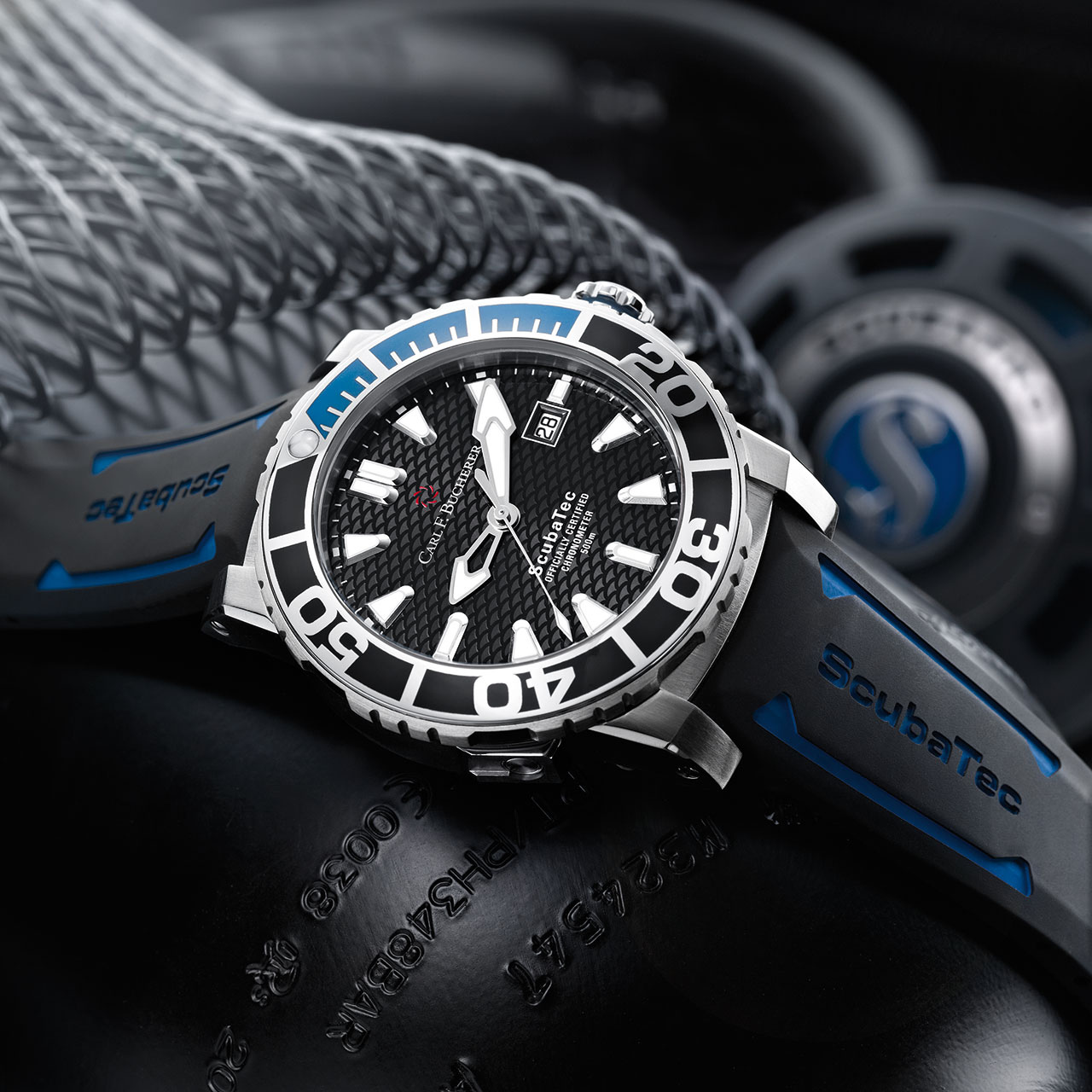 Carl F. Bucherer Patravi ScubaTec Automatic Watch