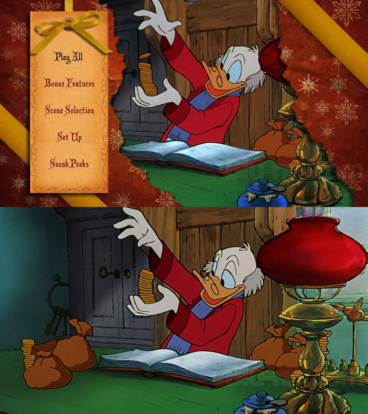 keep it in the vault disney fumbles again forces of geek - Mickeys Christmas Carol Blu Ray