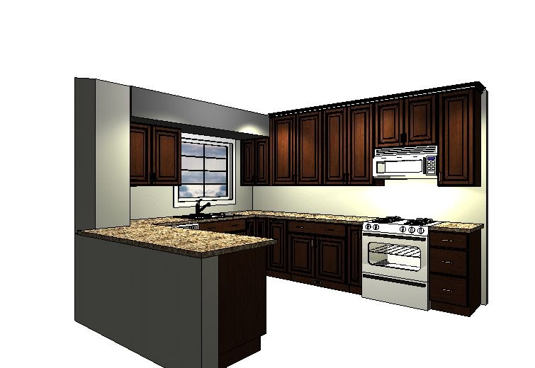 The Bluick 39 S Family Blog Some Partial Designs For My Kitchen And Bath