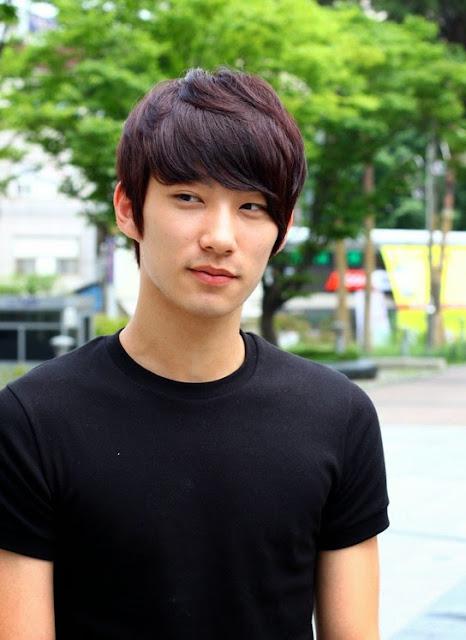 Interesting Short Asian Hairstyles Men