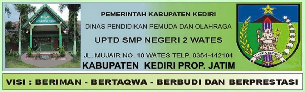 SMPN 2 WATES KAB. KEDIRI JATIM