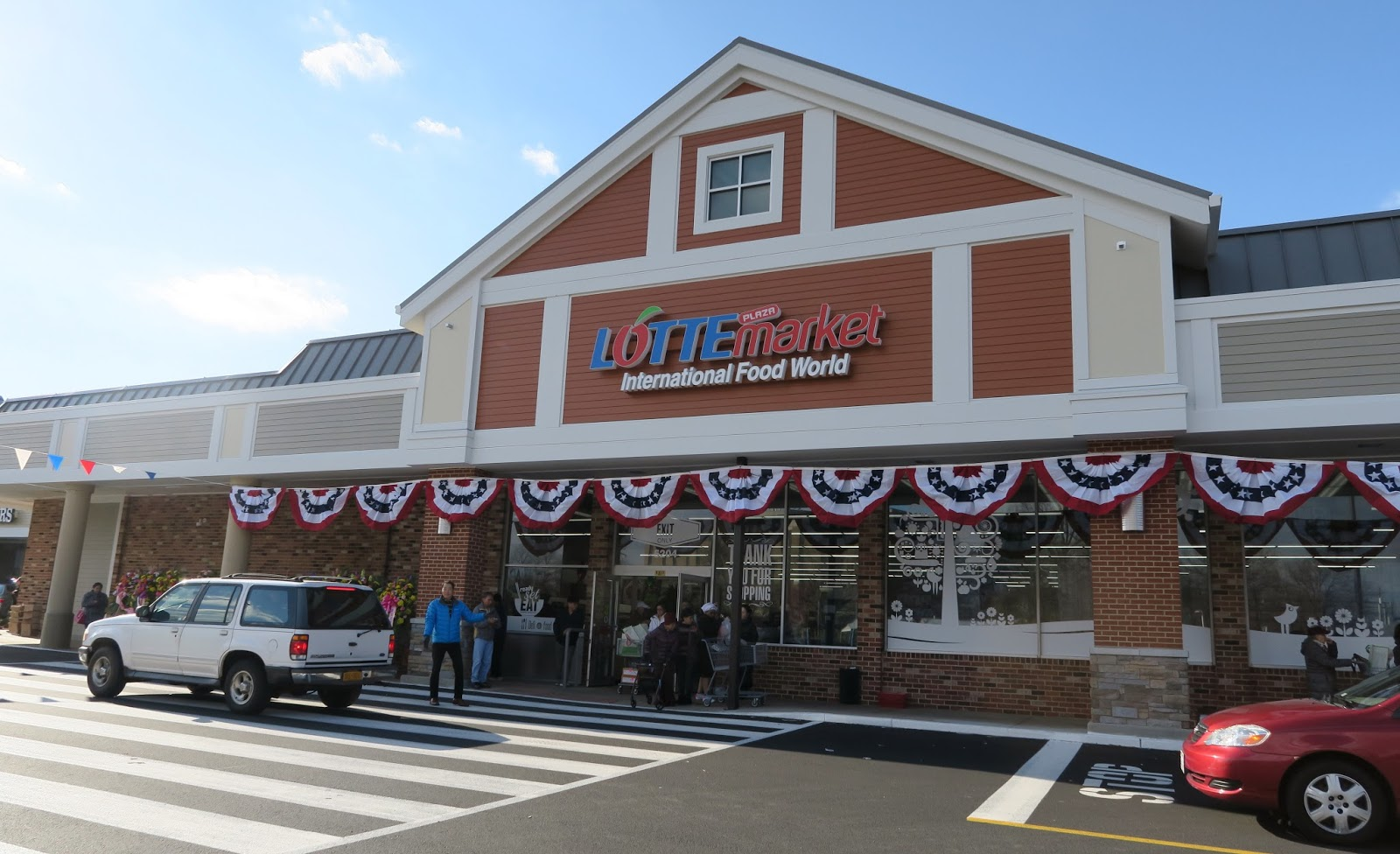 the Annandale Blog: Lotte Market opens in Ravensworth